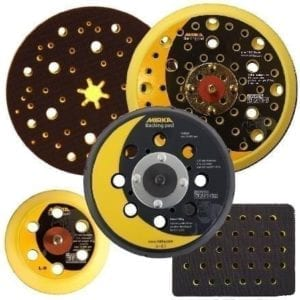 Backing Pads & Discs
